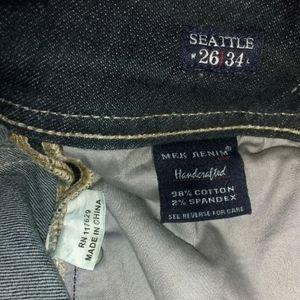 MEK Jeans - *5 for $30* MEK DENIM SEATTLE WIDE LEG JEANS